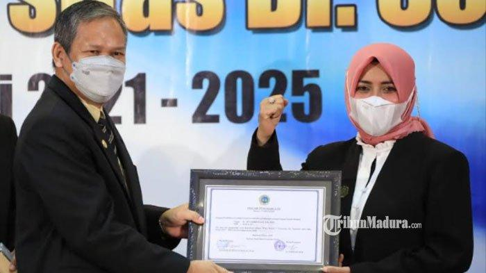 Adik Mahfud MD Dilantik sebagai Rektor Unitomo Surabaya, Menko Polhukam Ingatkan soal Jaga Amanah