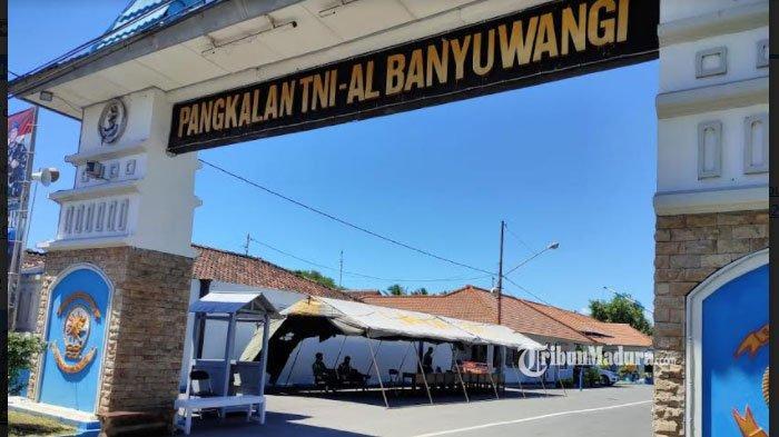 Banyuwangi Jadi Crisis Centre SAR Kapal Selam KRI Nanggala, Beberapa Tenda Didirikan di Pintu Masuk