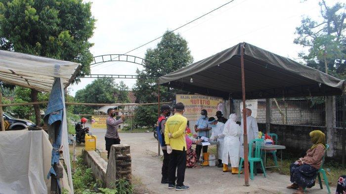 Tak Ada Lagi RT Zona Merah Corona di Kabupaten Kediri, Warga Diminta Tetap Patuhi Protokol Kesehatan