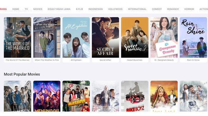 Inilah 4 Situs Link Download Drama Korea Sub Indonesia Terbaru, Bisa Nonton Streaming Pakai HP