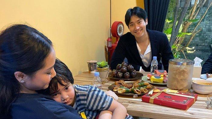 SiwonSuper JuniorDatang ke Rumah Raffi Ahmad & Nagita Slavina,Disuguhi MakananKhas Indonesia ini