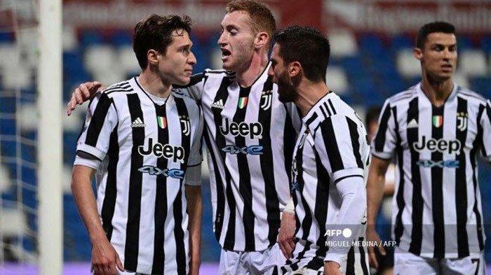 Juventus Telan Kekalahan Kedua Kalinya Melawan Napoli, Kiper dan Pelatih jadi Sorotan