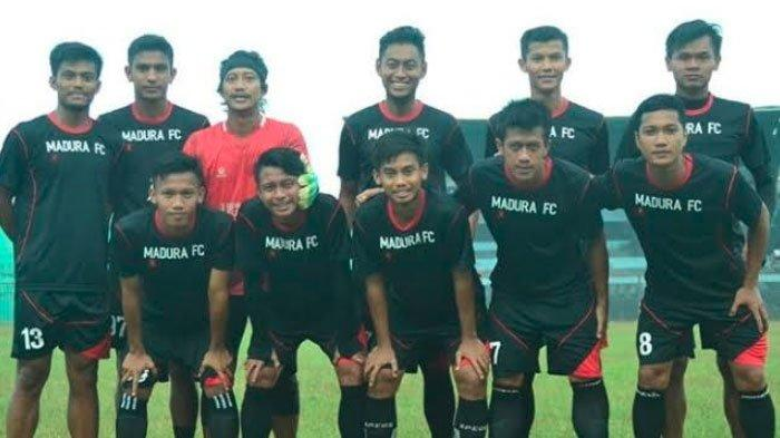 Minim Persiapan Hadapi Liga 2, Madura FC Ogah Pasang Target Tinggi, Pertahankan Format Lama