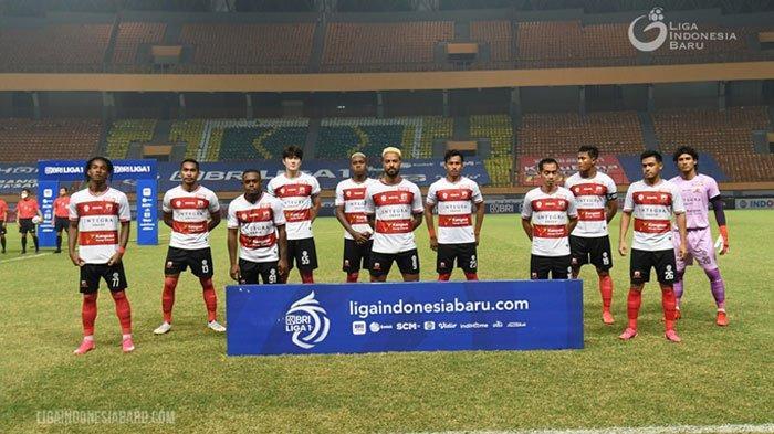 Diimbangi PSIS Semarang, Madura United Gagal ke Papan Atas Klasemen, Rahmad Darmawan Soroti Ritme