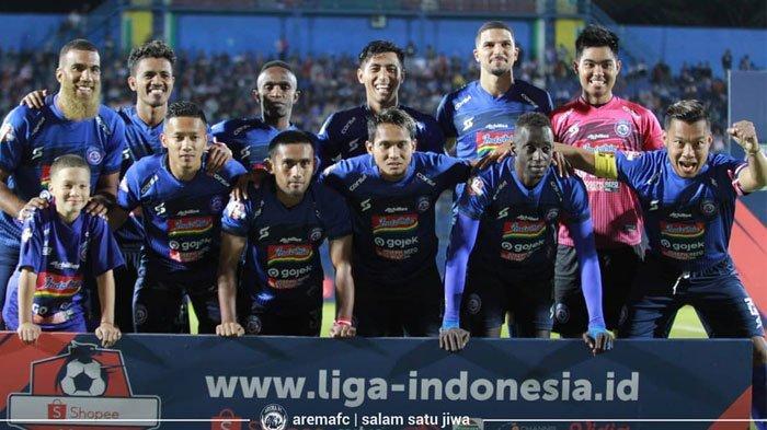 Jumlah Denda Panpel Arema FC selama Putaran Pertama Liga 1 2019 Lebih dari Setengah Miliar Rupiah