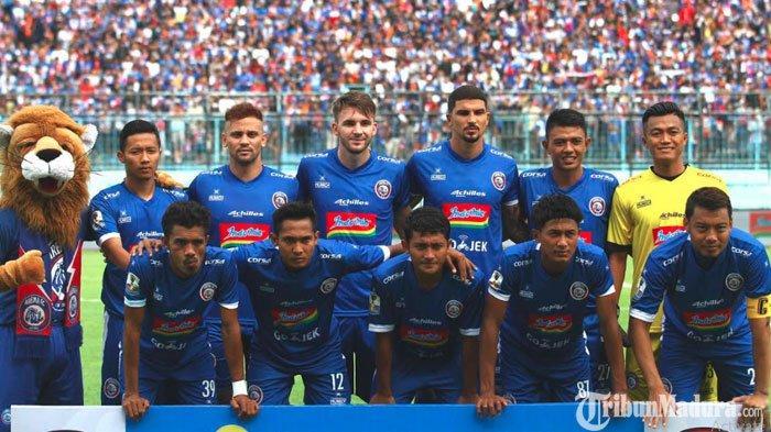 Persib Bandung Vs Arema FC, Singo Edan dalam Motivasi TinggiKalahkan Tuan Rumah