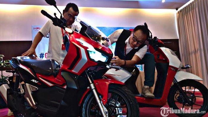 Harga dan Varian Warna Skutik Honda ADV150,Skuter Matik Penjelajahdengan Mesin 150cc eSP
