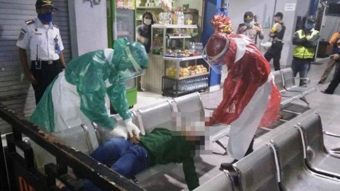 Sedang Duduk di Bangku Terminal, Tiba-tiba Gadis 17 Tahun Kejang-kejang, Penyebabnya Mabuk Arak