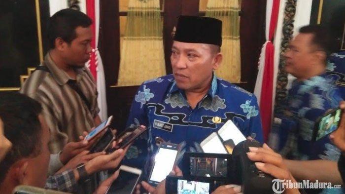 Bupati Sampang 'Ngamuk' ke Tiga Kepala Dinas, TemukanWarga Miskin Tak Tercover Bantuan Sosial