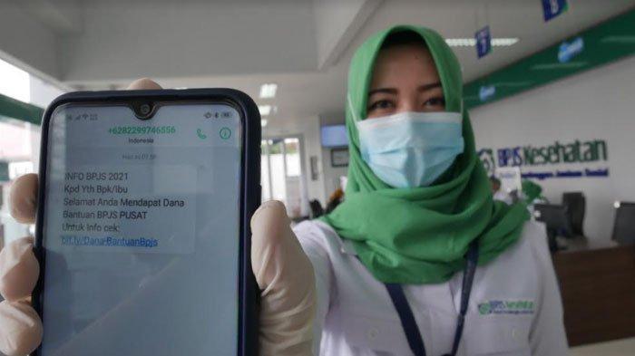Waspada SMS Penipuan Berkedok Dana Bantuan BPJS Kesehatan, Tawarkan Pengisian Data Diri Masyarakat