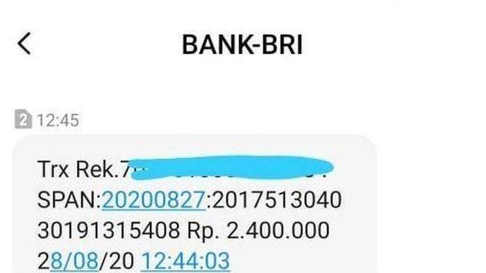 CATATAda SMS Dapat Bantuan UMKM Rp 2,4 Juta dari BRI, Pendaftaran Banpres Produktif Masih Dibuka