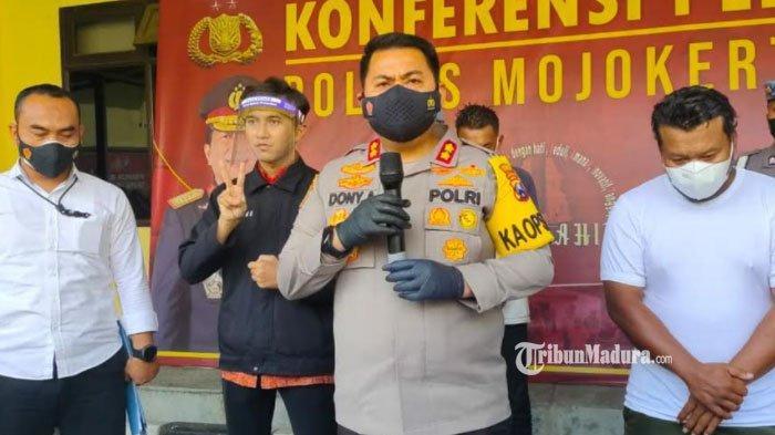 Menghina Polisi Lewat Video TikTok hingga Viral, Sopir Truk di Mojokerto Ditangkap, Ini Pengakuannya