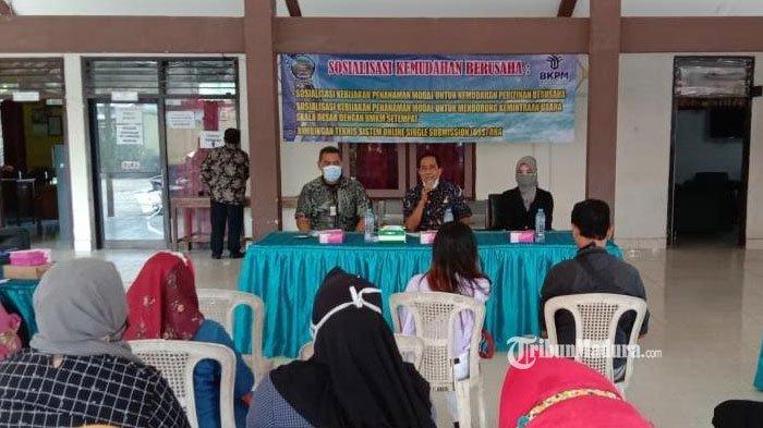 Penerbitan Izin Pelaku Usaha Dipermudah, Pertumbuhan Ekonomi Masyarakat Bangkalan Diharap Meningkat