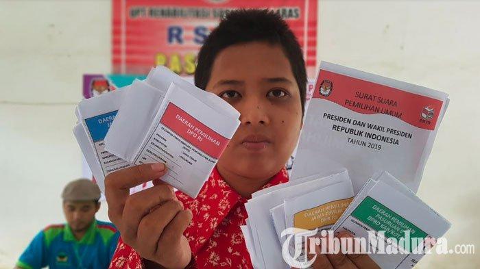 KPU Tuban Tetapkan939.765Pemilih Penyandang Disabilitas padaPemilu 2019 Mendatang