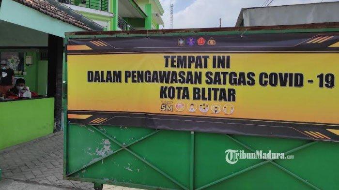 Aktivitas Ponpes Nurul Ulum Kota Blitar Dihentikan, Kini Diawasi Ketat Satgas Covid-19, Ini Sebabnya