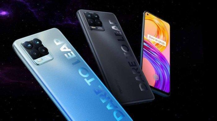 Spesifikasi Lengkap Realme 8 Pro, Hadir di Indonesia Pada 7 April 2021, Berapa Harganya?