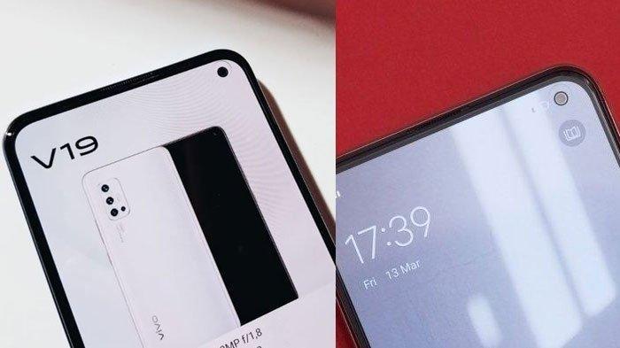 HP Terbaru Vivo V19, Fitur Ultra O Screen Jadi Andalan, Bikin Selfie Makin Apik, Cek Spesifikasinya