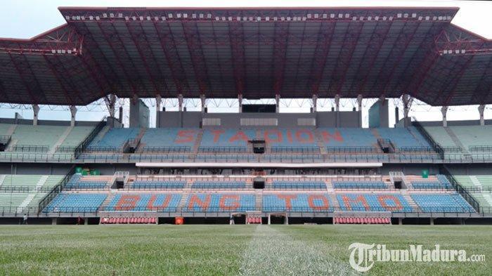 Tarif Sewa Stadion GBT Surabaya Turun Harga, Persebaya Apresiasi Keputusan Wali Kota Eri Cahyadi