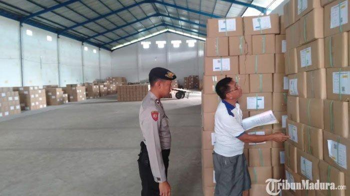KPU Kabupaten Malang Optimistis Kelengkapan Logistik Pemilu 2019 Terpenuhi Sebelum Bulan Maret