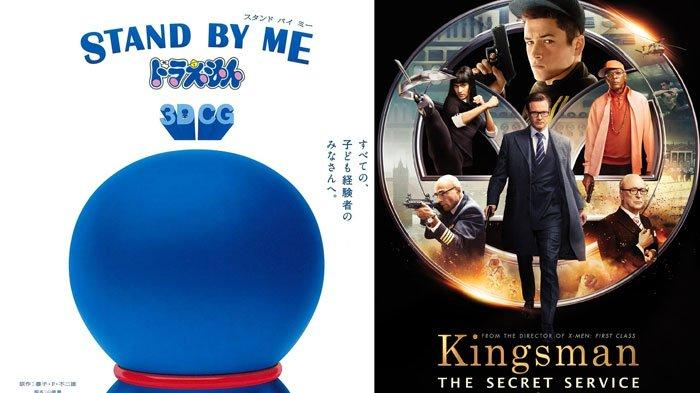 Jadwal TV 21 Maret 2020, ada Film Merry Riana, Stand By Me Doraemon dan Kingsman: The Secret Service