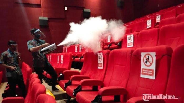 Kapan Bioskop di Kota Malang Kembali Buka? Ini Perkembangan Terbaru dari Wali Kota Sutiaji
