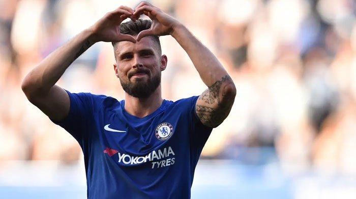 AC Milan Tetap Didambakan Olivier Giroud, Jadi Pertanda Hengkang dari Chelsea? Tak Semudah Itu