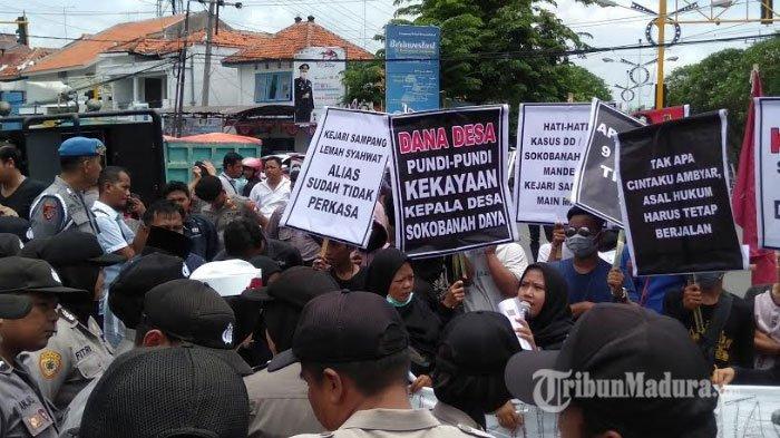 Kejari 'Jalan Ditempat', Korupsi Dana Desa di Sampang Akan Dilaporkan ke Kejati, Kejagung dan KPK
