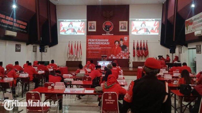 Sosok Penerus Risma Misterius, H-11 Pendaftaran KPU, PDIP Belum Umumkan Paslon di Pilkada Surabaya
