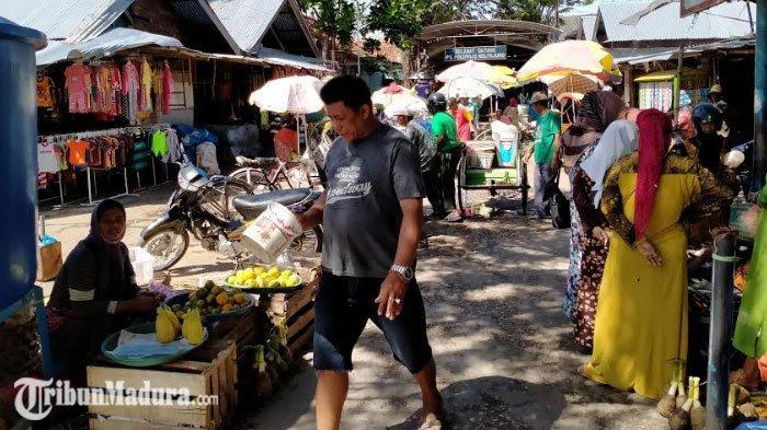 BREAKING NEWS: PDP Penjual Ikan di Pasar Kolpajung Ternyata Positif Covid-19, Pasien Sudah Meninggal