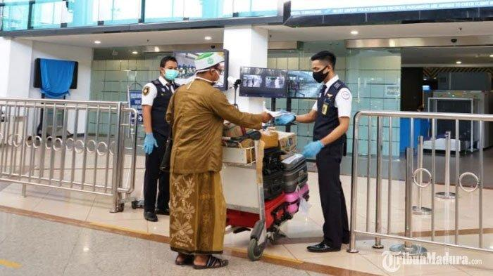 Pemindahan Operasional Penerbangan Domestik ke T1 Bandara Juanda Hanya Berlaku Sementara Saja