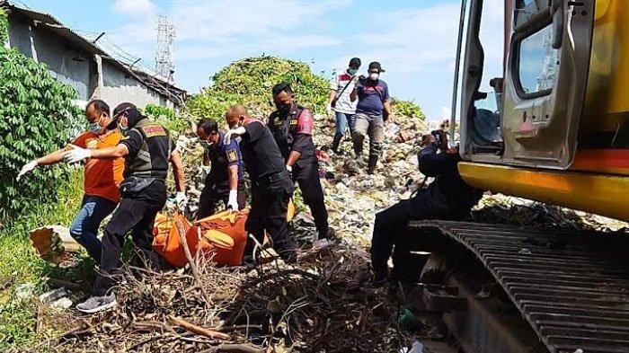 Begini Ciri-ciri Mayat Pria yang Ditemukan di Tumpukan Sampah Bawah Jembatan Tol Kota Surabaya