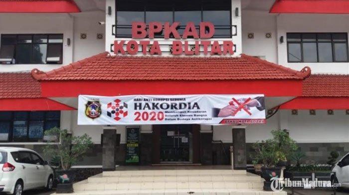 Pegawai Positif Covid-19, Kantor BPKAD Kota Blitar Ditutup hingga 13 Desember 2020
