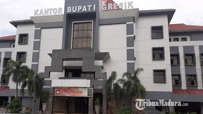 Kasus Covid-19 di Kabupaten Gresik Melonjak, Pegawai Pemkab Gresik Terapkan Work From Home