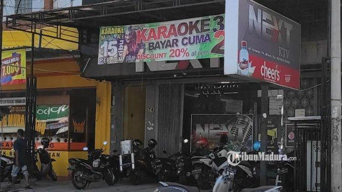 Digerebek Polda Jatim Karena Kasus Prostitusi, Karaoke Next KTV Blitar Disarankan Tutup Sementara