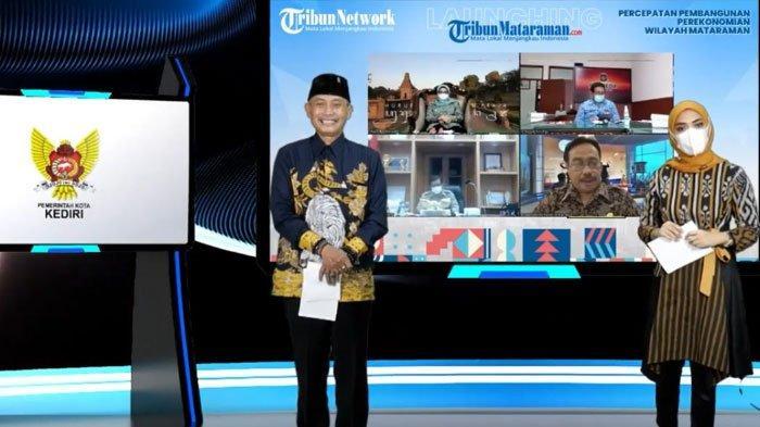 Wagub Jatim Optimis TribunMataraman.com Jadi Katalis Pembangunan Wilayah Mataraman di Jawa Timur