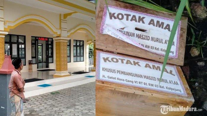 Misteri Kotak Amal Masjid yang Ditemukan di Makam Ternyata Kasus Pencurian, ini Sikap Takmir Masjid