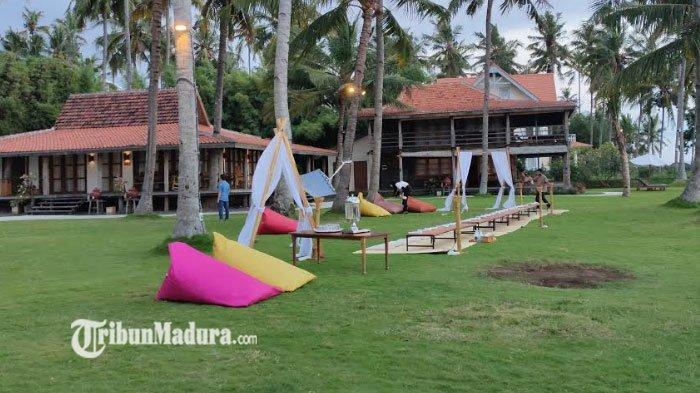 Sensasi Buka Puasa di Pinggir Pantai Sambil Lihat Pemandangan Pulau Bali Ala Ustadz Yusuf Mansur