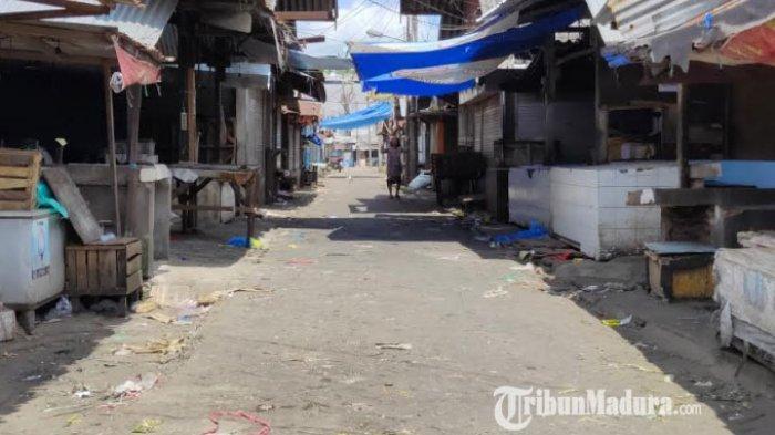 Pemkot Malang Tutup Pasar Tradisional Selama 2 Hari Lebaran, Tapi Masih Ada Pedagang yang Berjualan