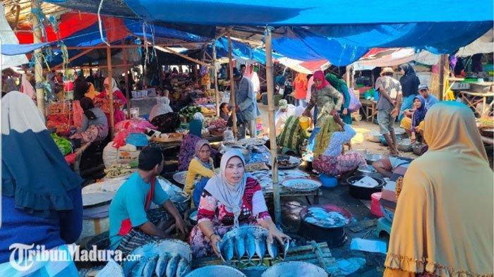 OTT Oknum Pegawai Pasar Lenteng Sumenep, Polisi Amankan Bukti Senilai Rp 15 Juta: Belum Semua