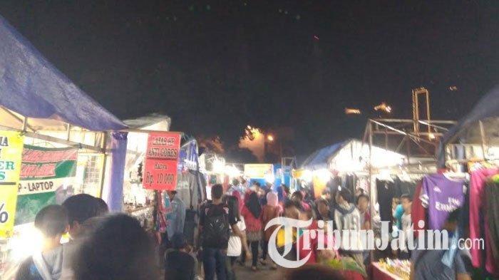 Pasar Malam di Surabaya, Kuliner Tradisional hingga Kekinian Lengkap di Sini