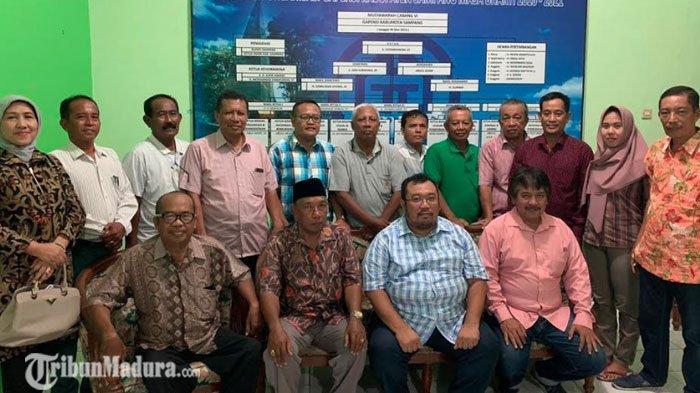Musyawarah Pergantian Antar Waktu, Ikhwan Amin Terpilih Menjadi Ketua Gapensi Sampang