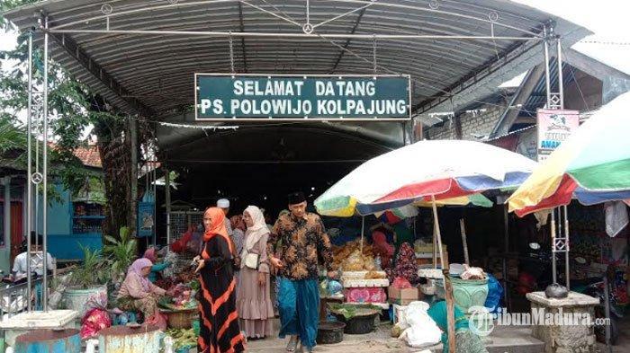 Revitalisasi Pasar Kolpajung Pamekasan, Disperindag Pamekasan Siapkan Tiga Tempat Relokasi