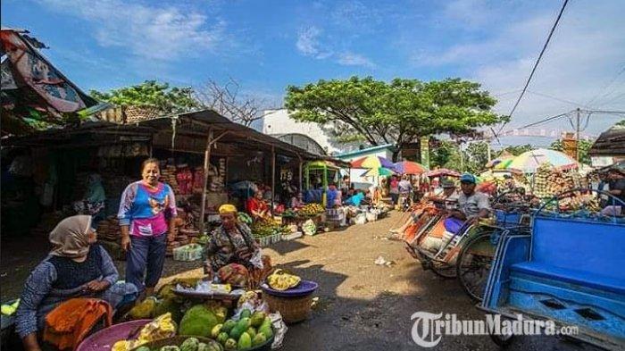 Pasar Tradisional Didorong Layani Pembelian Secara Online, Begini Langkah Pemkab Nganjuk