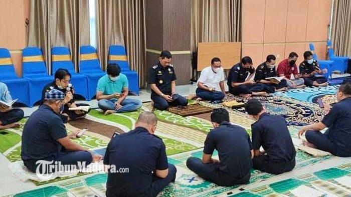 Kantor Bea Cukai Madura Gagas Program Khataman Al-Quran, One Day One Jus Selama Ramadan 2021