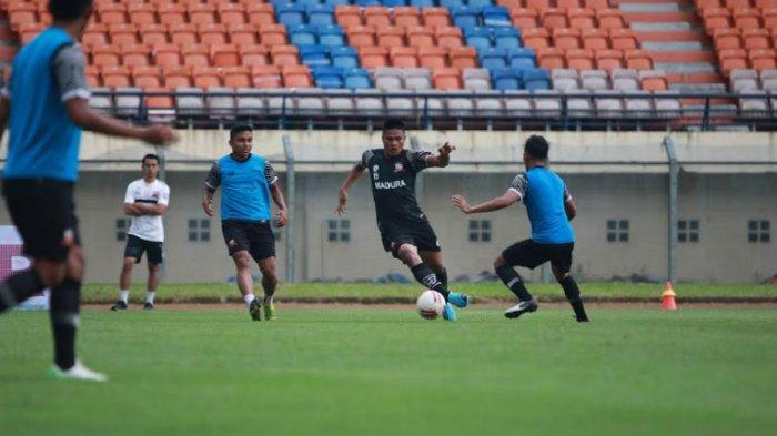 Kondisi Fisik Pemain Madura United usai Libur Tak Buat Pelatih Khawatir, Dua Kesempatan Jadi Patokan
