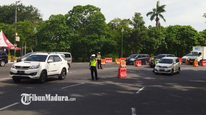 Penyekatan di Surabaya Diperpanjang sampai 24 Mei 2021, Antisipasi Membludaknya Mobilitas Kendaraan