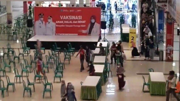 Pengunjung Mall Ponorogo City Center Berhamburan, Panik saat Terjadi Gempa Blitar Magnitudo 6,2