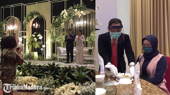 Mau Menikah di Tengah New Normal? Begini Skema Resepsi Protokol Kesehatan dari Wedding Organizer