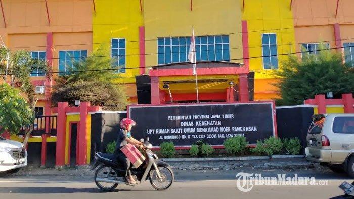 Tenaga Kesehatan di RSU Mohammad Noer Pamekasan Kejang Setelah Divaksin, Punya Riwayat Gegar Otak