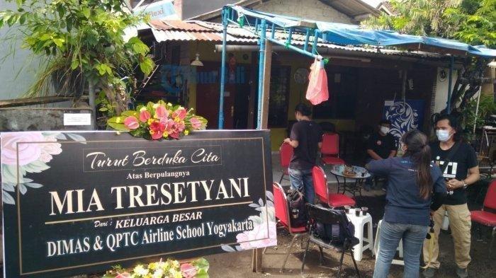 Jenazah Mia Tresetyani Pramugari Sriwijaya Air Dipulangkan Besok keBali, Bakal Dikawal 2 Temannya